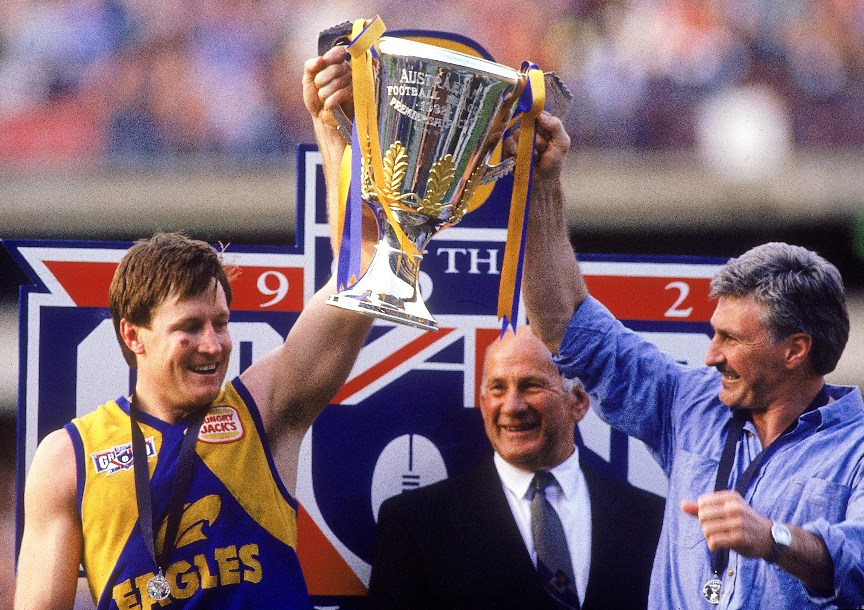 West Coast Eagles 1992