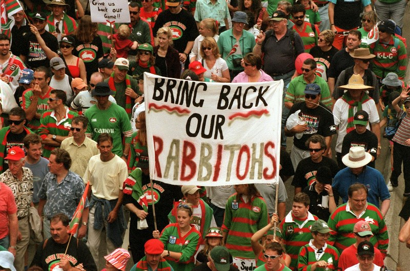 south sydney reinstated
