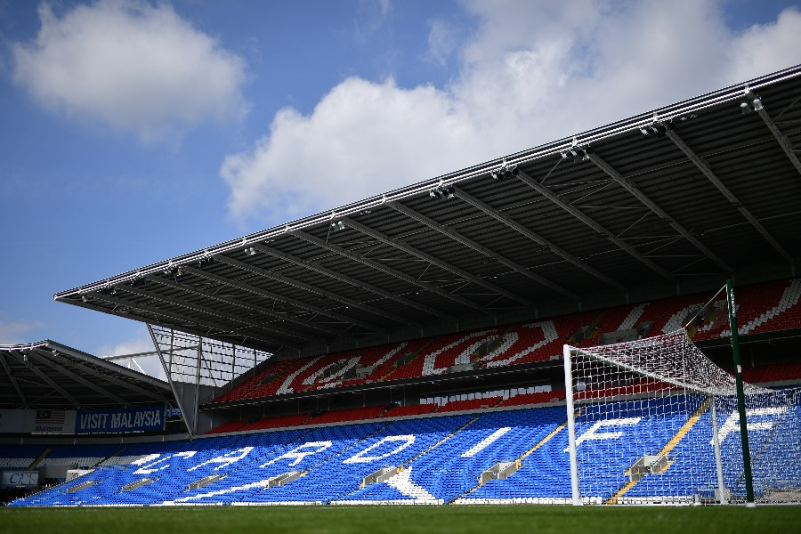 cardiff city fc stadium view