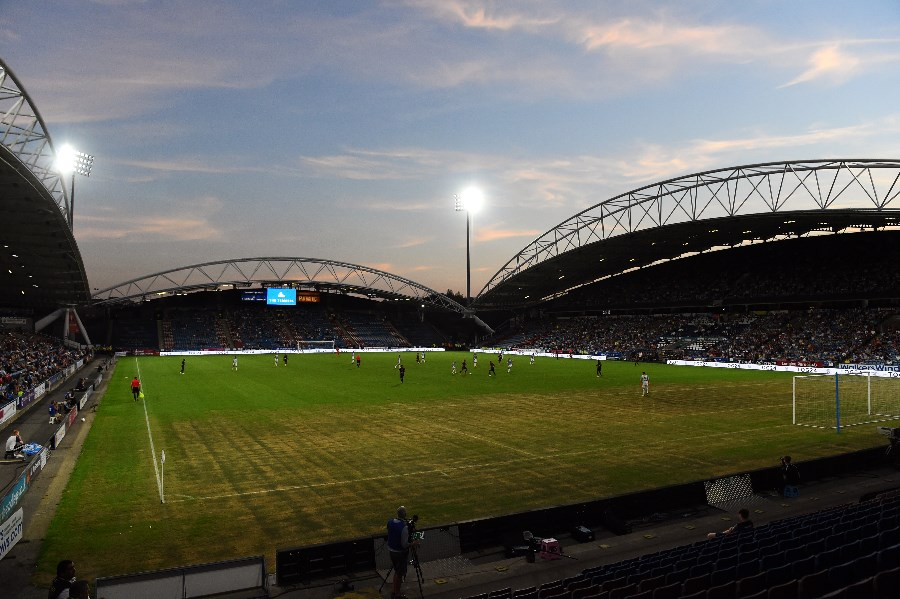huddersfield town friendly