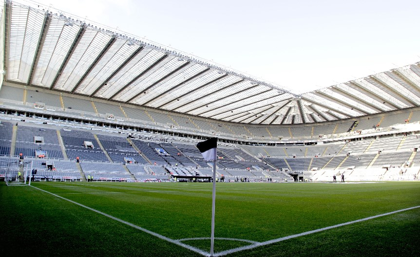 st james park stadium view nufc
