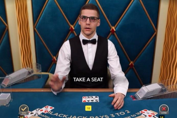 Live Dealer Blackjack Game Review Casinos No Deposit Bonus