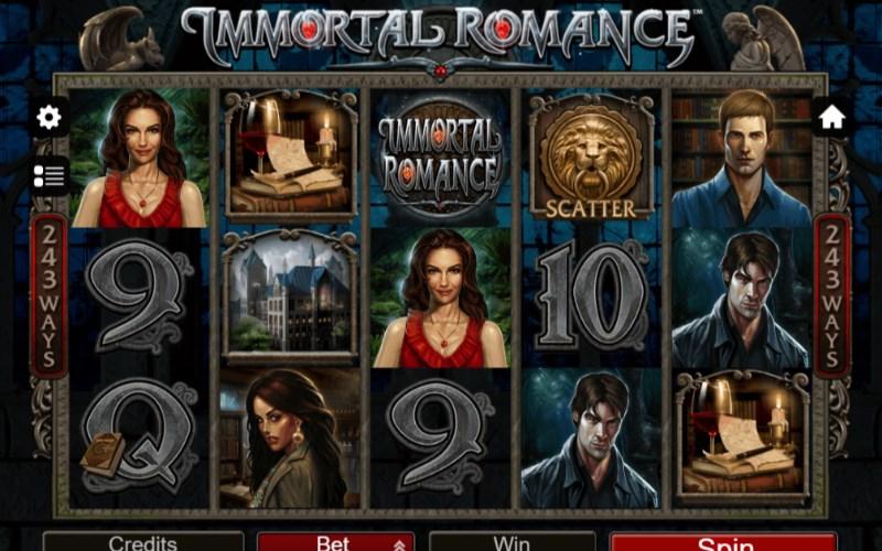 Immortal Romance Slots Review Casinos No Deposit Bonus
