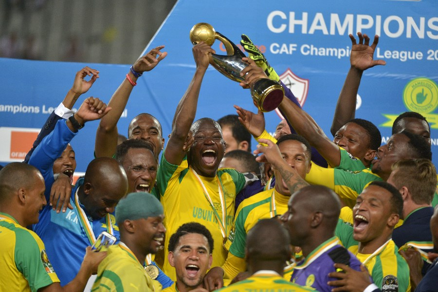 mamelodi sundowns caf champions league 2016