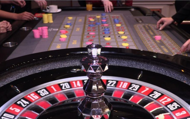 bitcoin roulette casino review