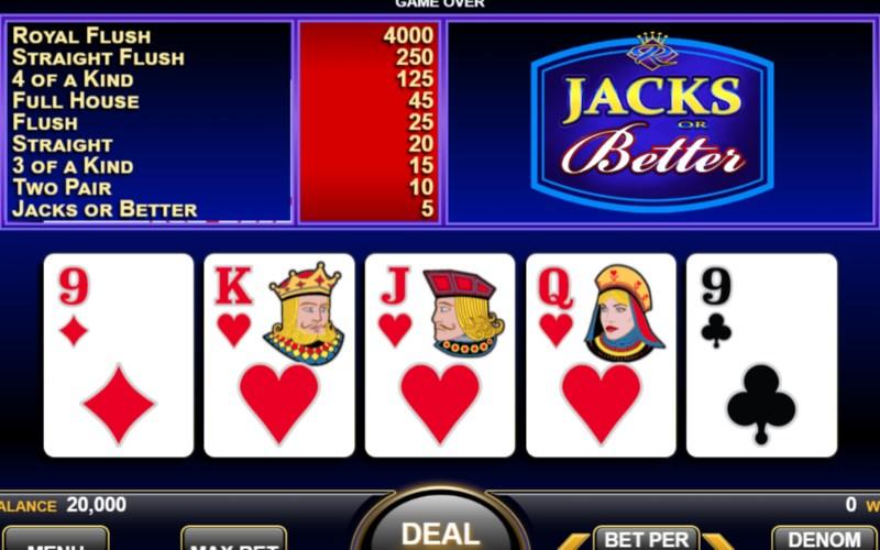Image result for Deuces Wild Online Poker Game - A Wild Ride