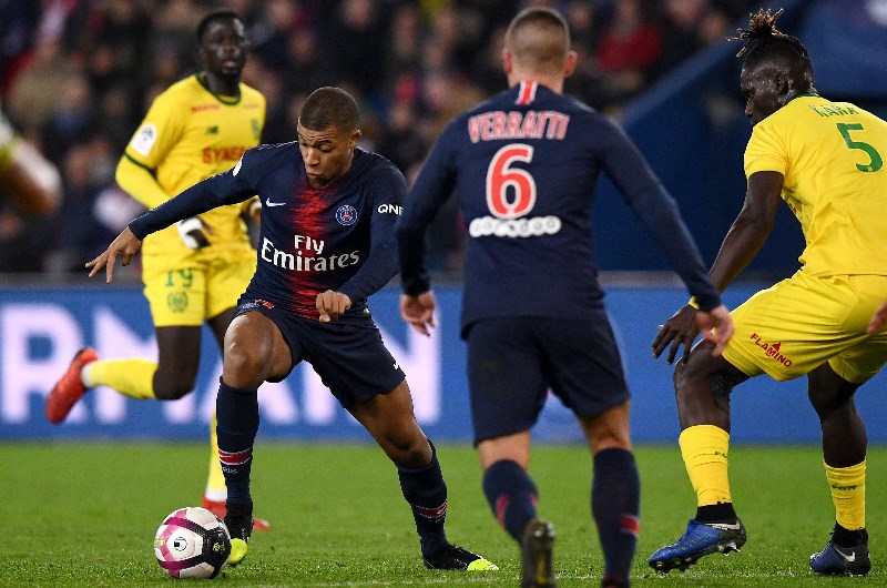PSG Vs Nantes U2013 Champions To Continue Match Towards Title