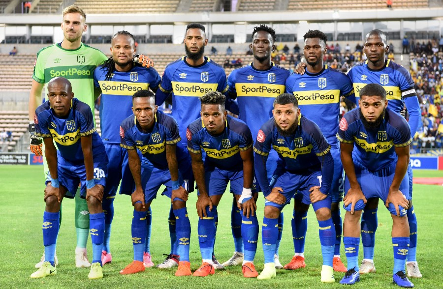 cape town city psl photo sundowns