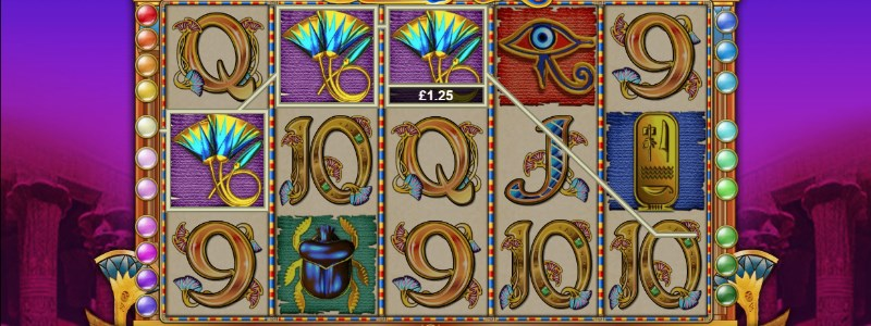 IGT software game Cleopatra slots