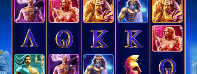 Playtech software age of the gods slots