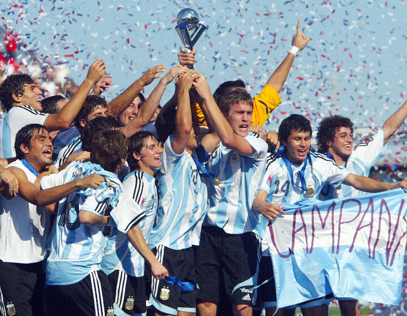 2007 argentina u20