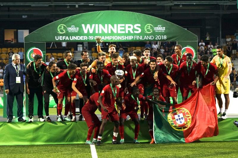 2018 UEFA portugal Under 19