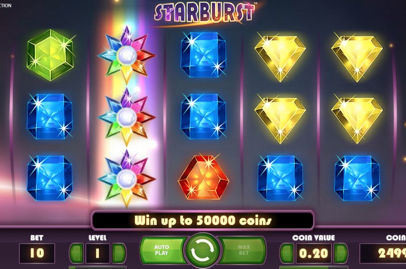 Starburst No Deposit Slots Free Spins - Claim now with no