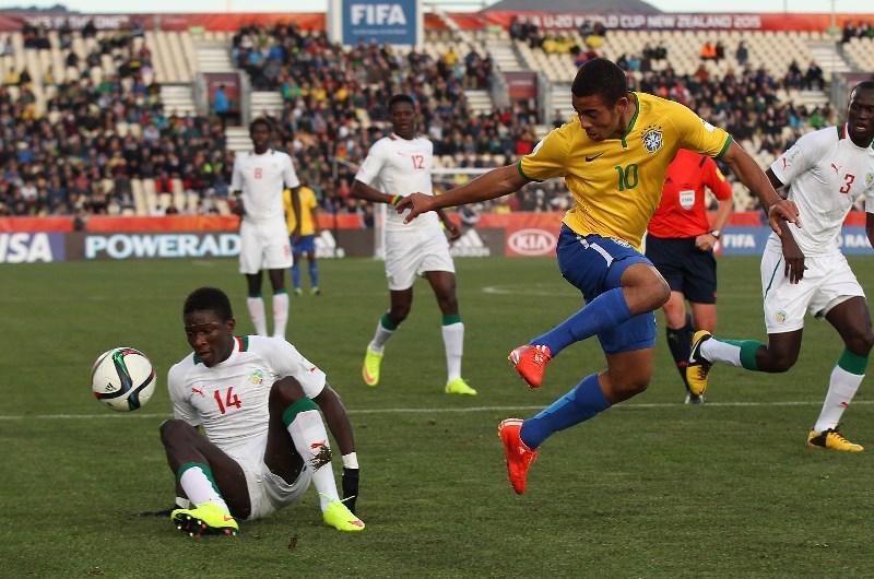 Senegal U20 World Cup brazil