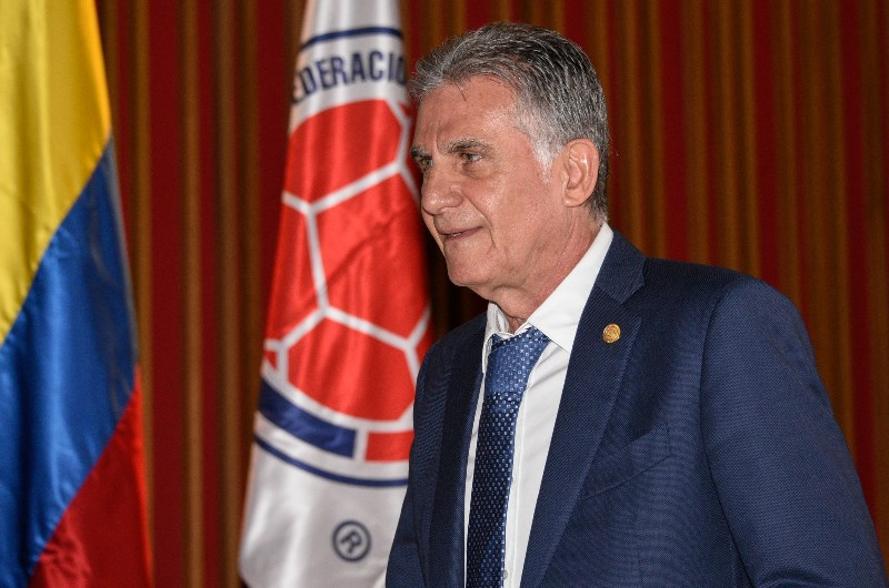 Colombia queiroz