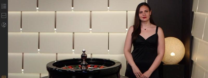 Playtech roulette wheel