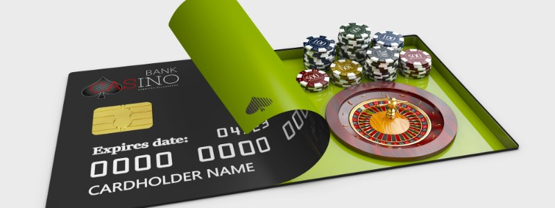 credit card casino payment