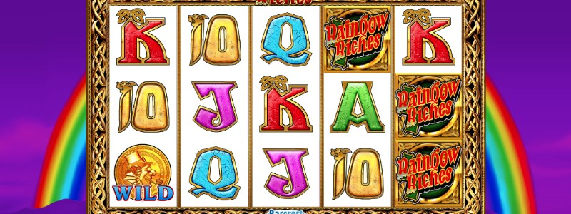 Barcrest software slot Rainbow Riches