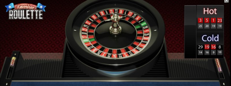 American Roulette from NetEnt
