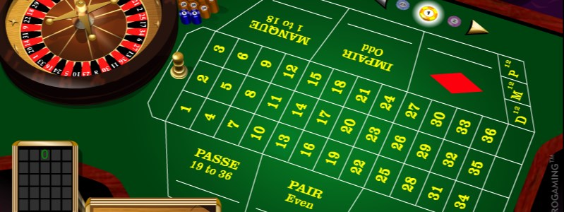French Roulette from Microgaming