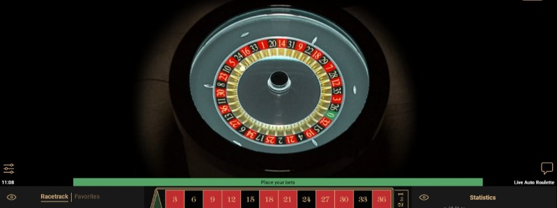 Online casino game roulette