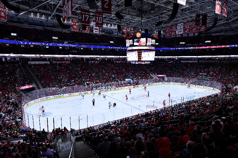 pnc arena view