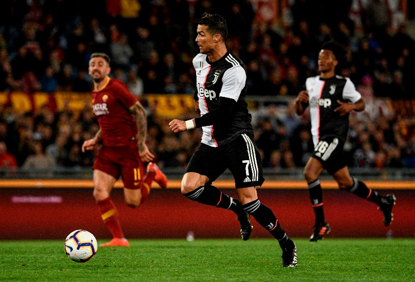 Cristiano Ronaldo has scored seven goals in his last seven matches for Juventus. (Getty Images)