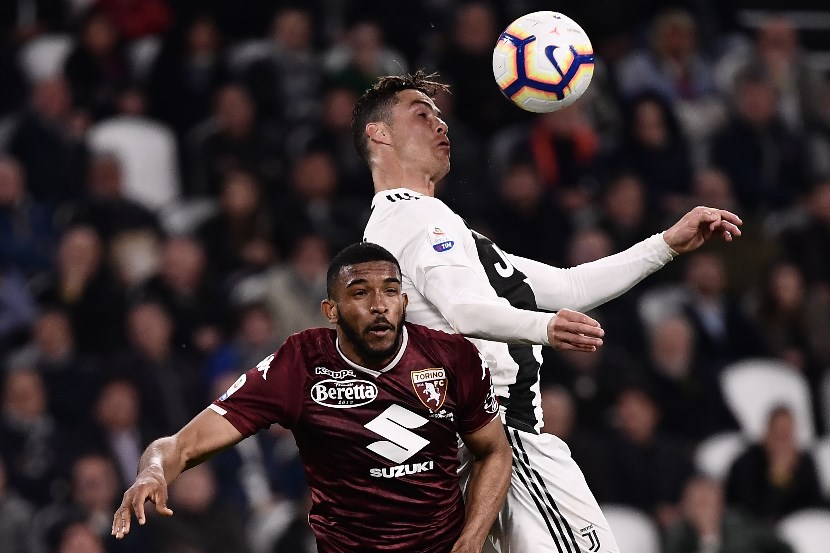 Cristiano Ronaldo is tipped in the anytime goalscorer market as he goes for the Serie A golden boot. (Getty Images)