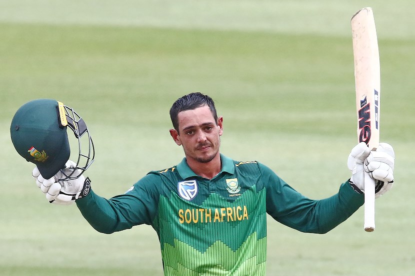 South Africa's Quinton de Kock has been shining in all forms of the game recently. (Getty Images)