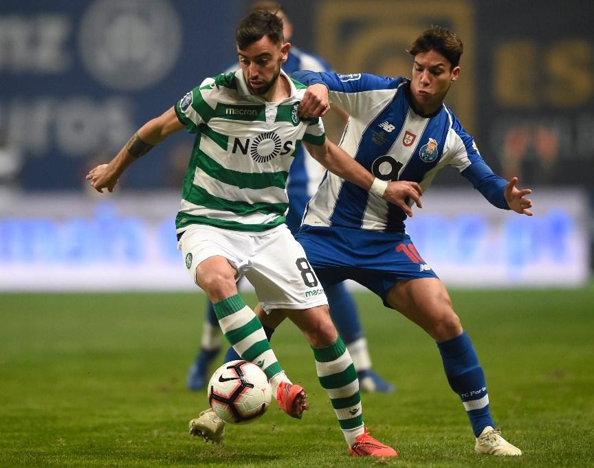 Sporting Vs Porto