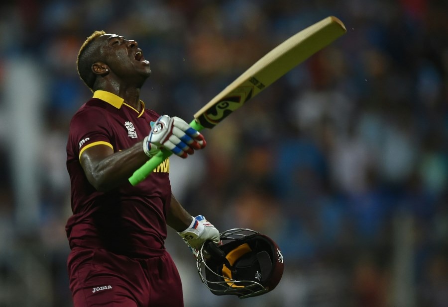 All-rounder Andre Russell is well-suited to the T20 game but can also play an important role for the West Indies in ODIs. (Getty Images)