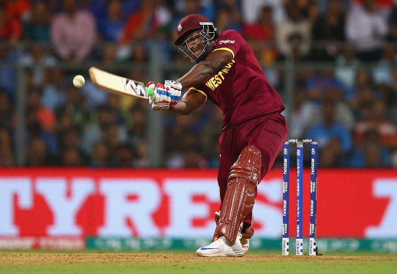 Andre Russell can kick on in national team colours after finishing the 2019 IPL as the scorer of the most sixes. (Getty Images)