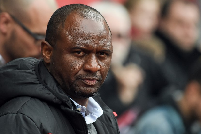 Patrick Vieira has failed to secure European football for Nice and they have little to play for against Monaco. (Getty Images)