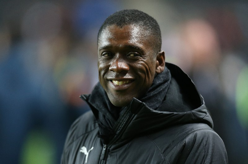 Cameroon have a recognisable figure as their coach for the 2019 Africa Cup of Nations in AC Milan legend Clarence Seedorf. (Getty Images)