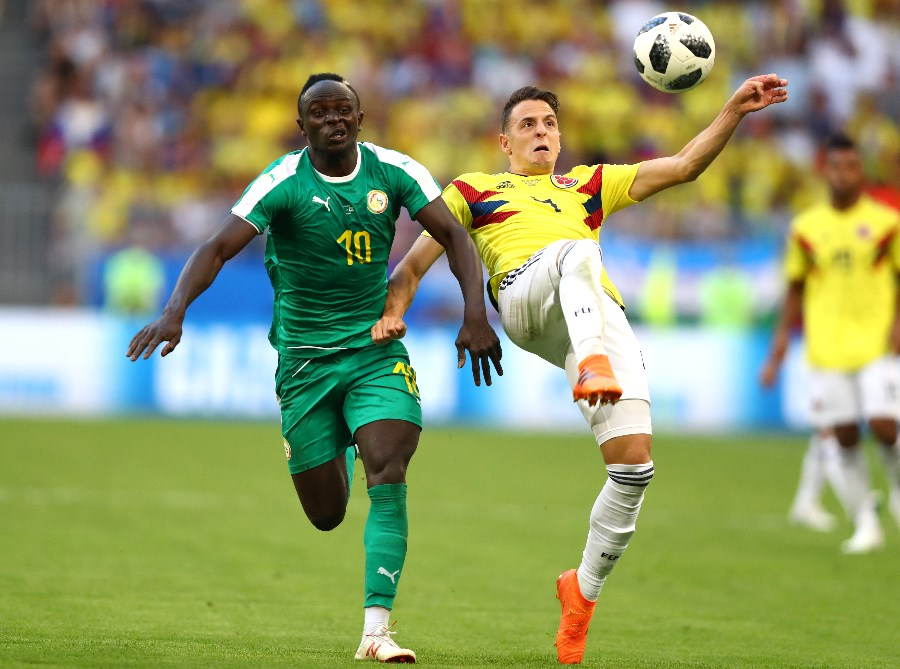 Liverpool's Sadio Mane is the biggest name in Senegal's 2019 Africa Cup of Nations squad. (Getty Images)