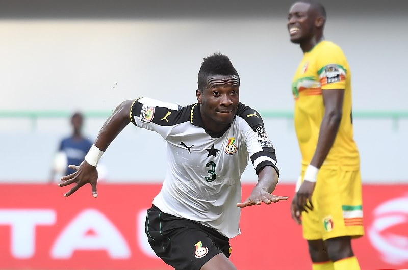 Asamoah Gyan's retirement and u-turn dominated headlines ahead of Ghana's 2019 Africa Cup of Nations campaign. (Getty Images)