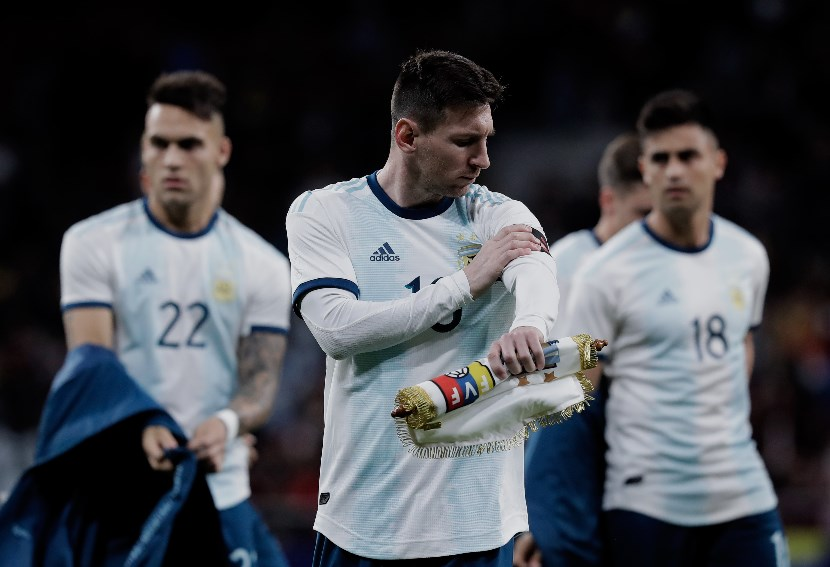 Lionel Messi can lead Argentina to glory at the 2019 Copa America. (Getty Images)