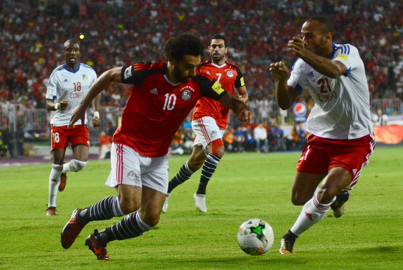 Mohamed Salah is the main man who Egypt will lean on as they look to return to the summit of African football. (Getty Images)