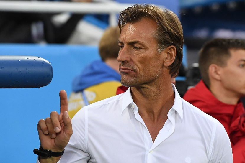 Two-time Africa Cup of Nations winning coach Herve Renard can restore the glory days for Morocco. (Getty Images)