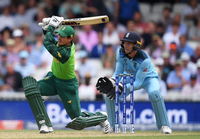 South Africa's Quinton de Kock is one player who tends to star across various different formats in many competitions. (Getty Images)