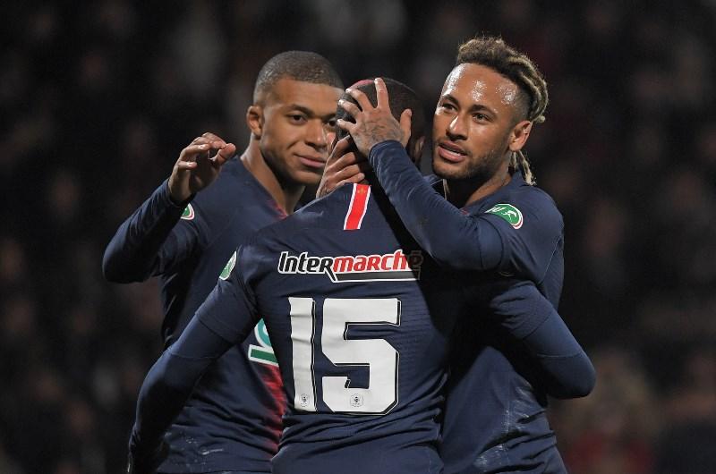 Moussa Diaby neymar