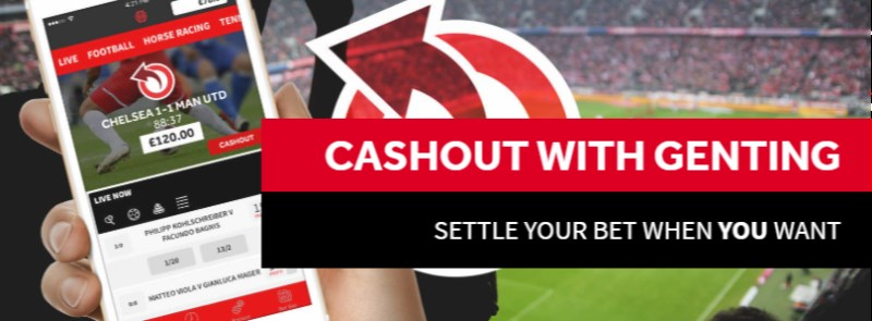 Gentingbet Cashout