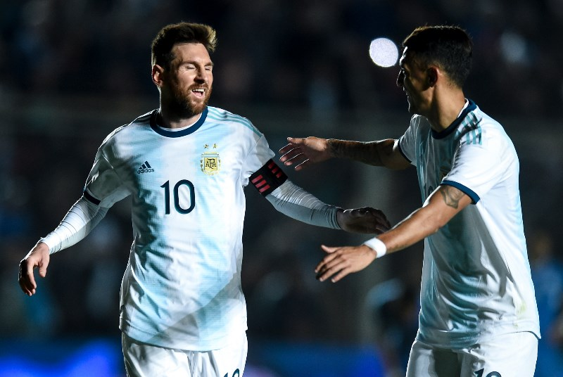 Lionel Messi was in top form for Argentina in their friendly against Nicaragua. (Getty Images)
