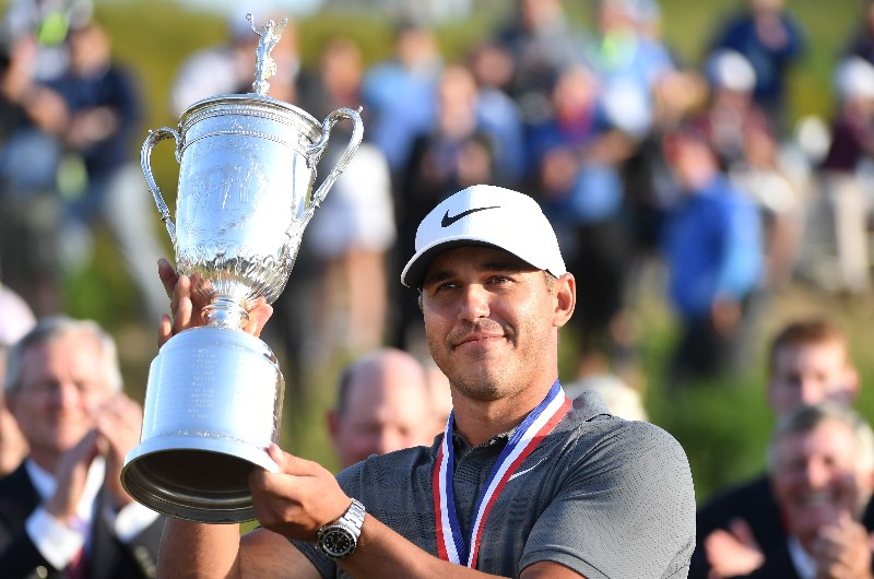 brooks koepka us open 2018