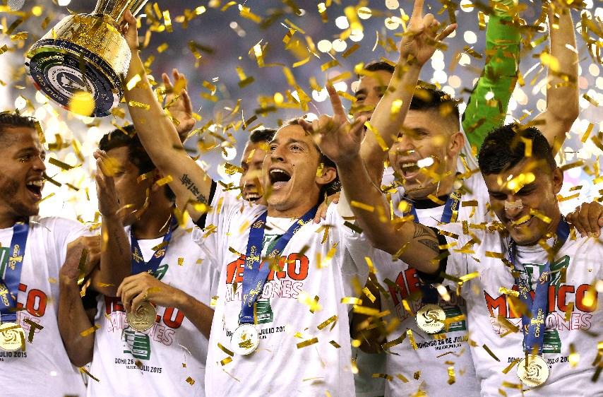 Guardado 2015 gold cup