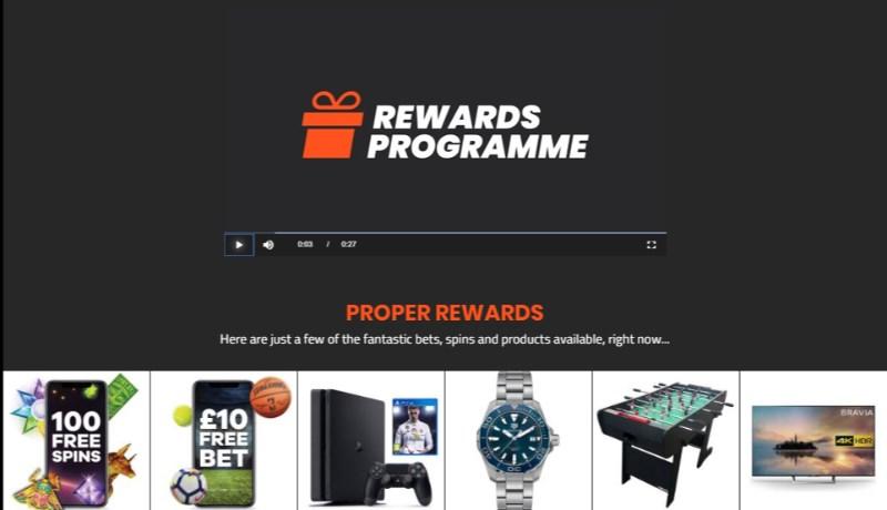 SportNation Rewards