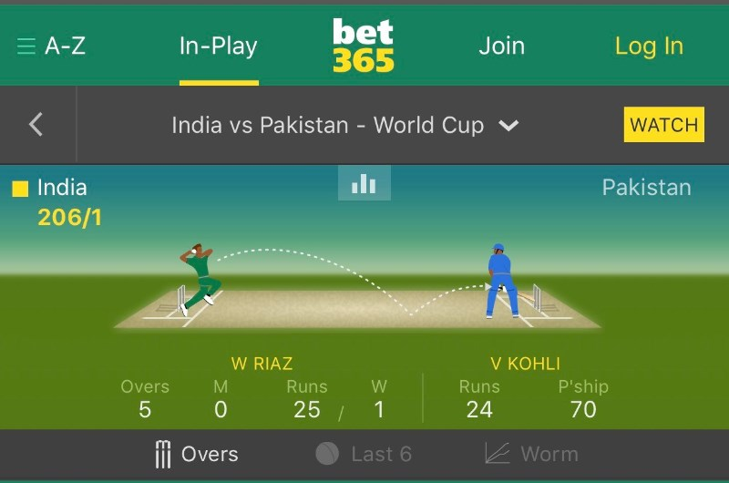 T20 world cup live betting best online sports betting offers