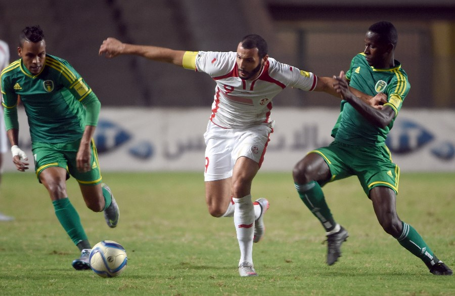 Mauritania's dangerous attack needs to function to full effect at their first ever Africa Cup of Nations tournament. (Getty Images)