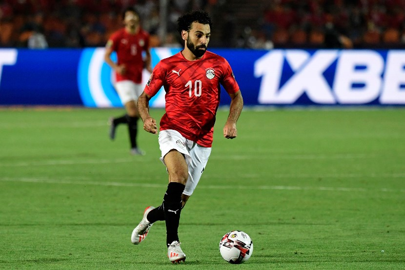 Mohamed Salah is Egypt's most dangerous player and can cause nightmares for any defence when in full flow. (Getty Images)