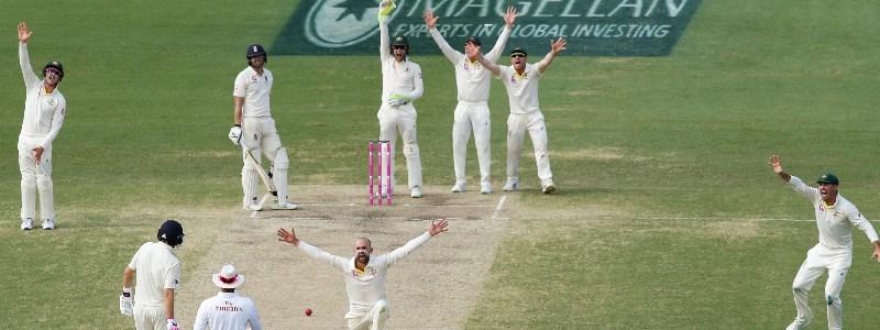 test cricket SCG